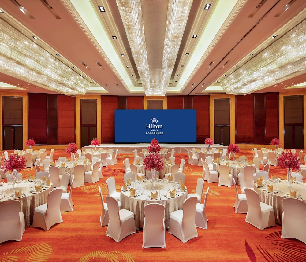 Meeting Facility, Hilton Xiamen