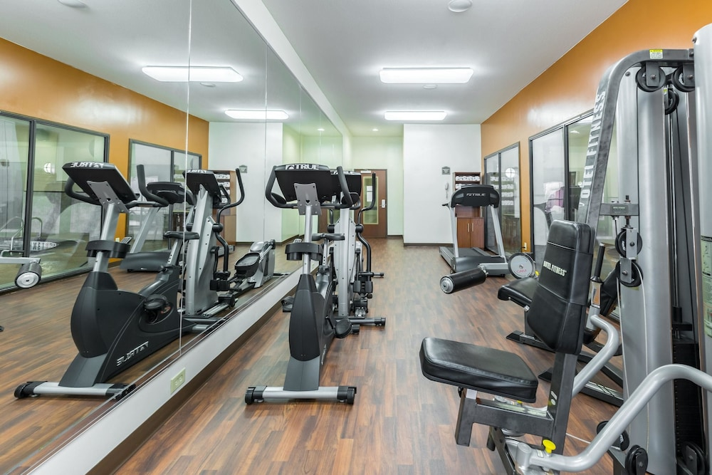 Fitness Facility, Comfort Suites Beaumont I-10