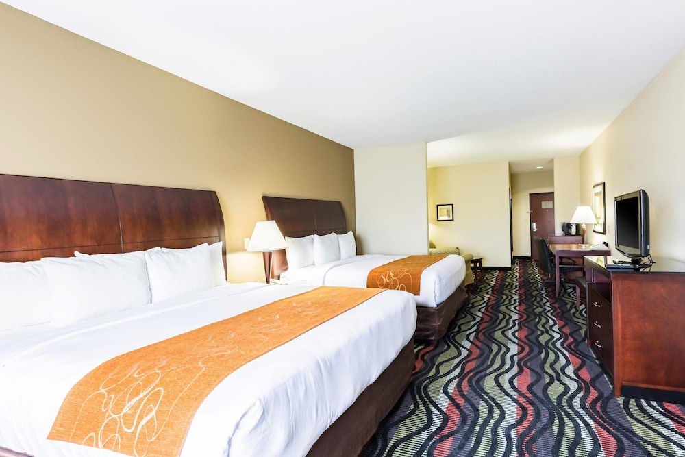 Room, Comfort Suites Beaumont I-10