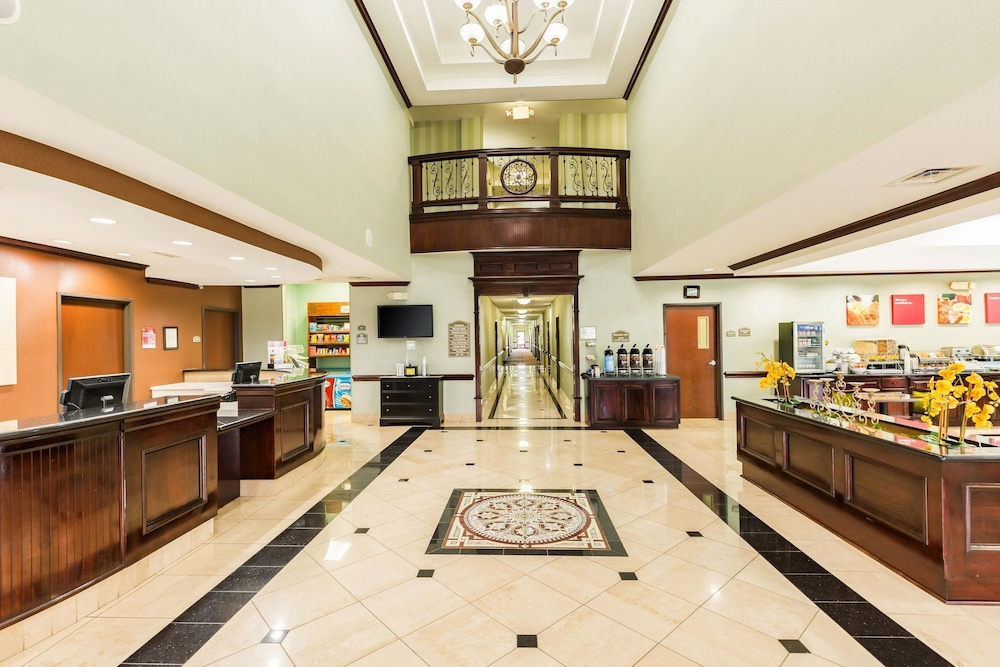 Lobby, Comfort Suites Beaumont I-10