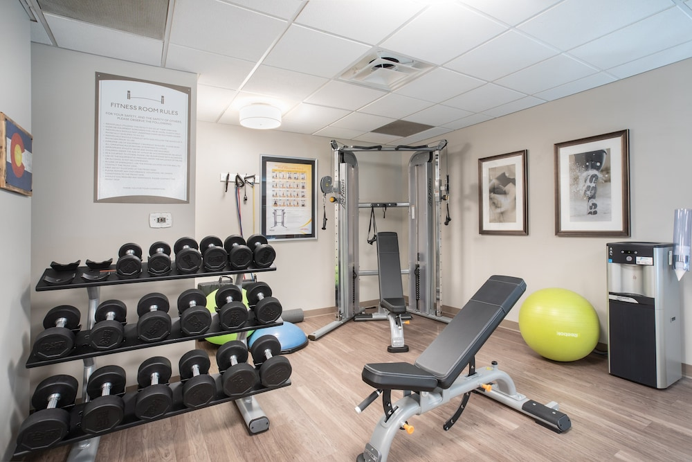Fitness Facility, Staybridge Suites Denver Airport