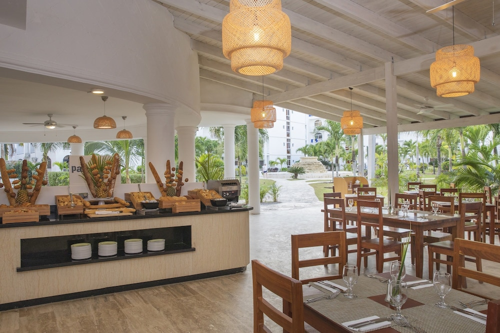 Buffet, whala!bayahibe - All inclusive