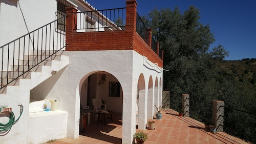 Traditional Andalucian Cortijo