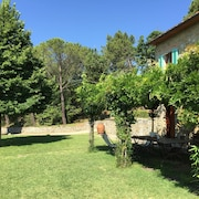 Charming Farmhouse With Stunning Views and Pool Between Florence and Arezzo