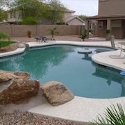 Lovely 3 Bedroom Home W Heated Pool In Buckeye Az