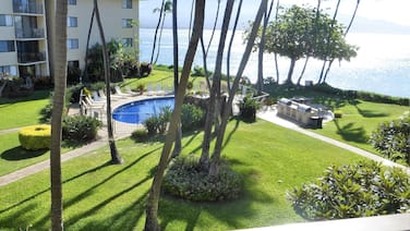 Amazing Views From Our Lanai, Just Steps to Secluded Sandy Beach, 2 King Beds