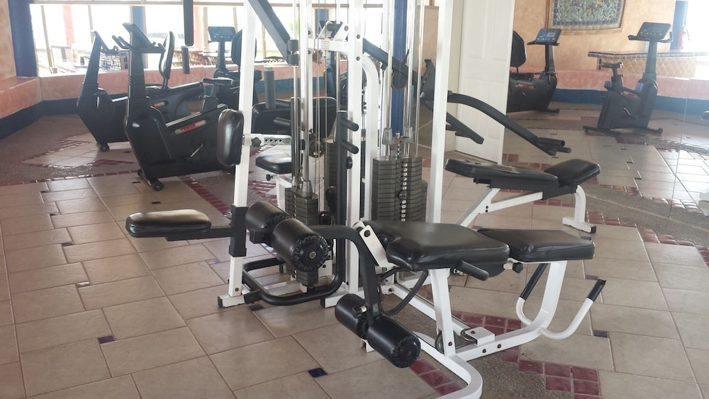Fitness Facility, Princesa Resort Ocean Front - Recently Remodeled