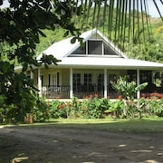 Beautiful Plumeria Cottage-anini Beach Plantation Style Home