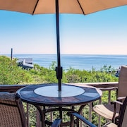 Spectacular Ocean Front View on Cahoon Hollow Beach With A/C
