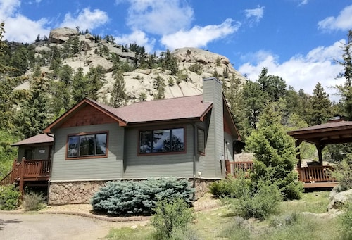 Fine 71 Estes Park Hotels With A Jacuzzi Or Hot Tub In Room Home Interior And Landscaping Ferensignezvosmurscom