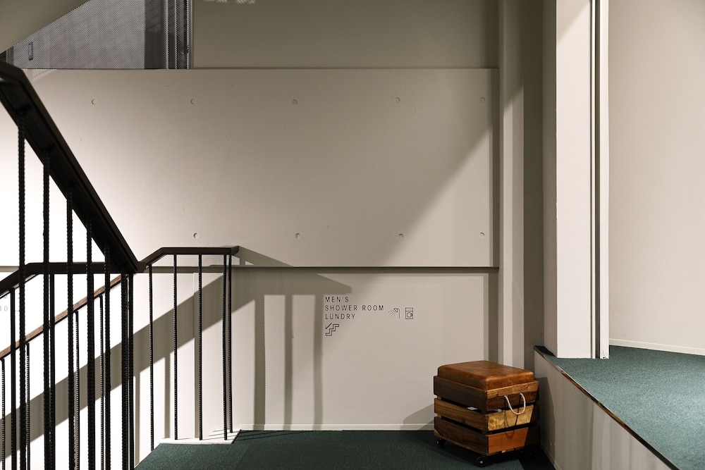 Staircase, HakoBA Hakodate by THE SHARE HOTELS