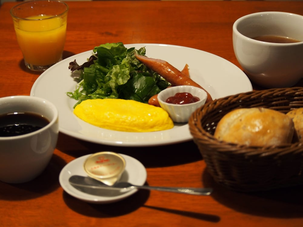 Breakfast Meal, HakoBA Hakodate by THE SHARE HOTELS