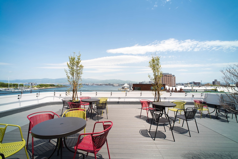 Terrace/Patio, HakoBA Hakodate by THE SHARE HOTELS