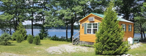Check Expedia for Availability of Silver Lake Park Campground & Cabins
