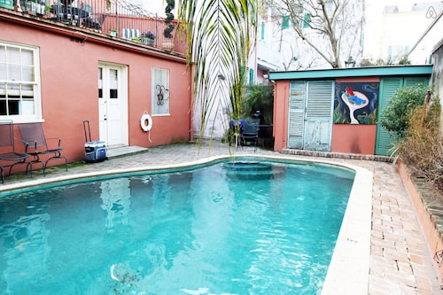 Great Place to stay Large 1BR w Pool in Heart of FQ and Bourbon - NOLA near New Orleans