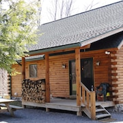 Salmon River Log Cabin - Rent the Best!