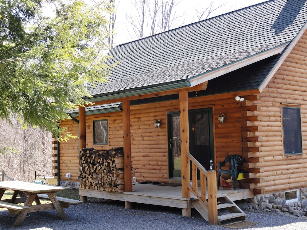 Salmon River Log Cabin Rent The Best 2019 Room Prices Deals