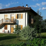 Villa Irma: at Only 2 Km to the Beaches of Lakes Caldonazzo and Levico