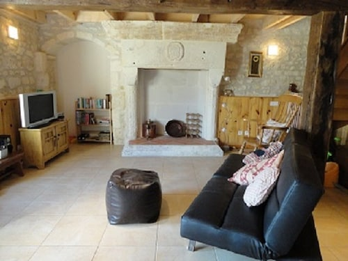Stylish Child Friendly Gite in Village Location 30 Mins to the Beach