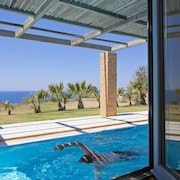 Villa Nautilus - Amazing Sea View & Cretan Breakfast Included