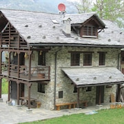 A Very Beautiful Chalet in the Nature of the Forest