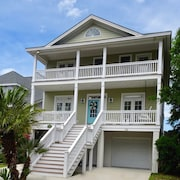 Availability-june/july/aug- Luxury 5br/elevator/2 Masters/ada/party Deck - Marsh