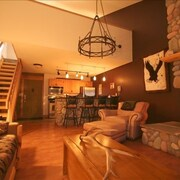 Whitefish Mountain Resort Ski-in, Ski-out Condo at Edelweiss
