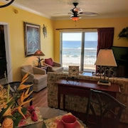 Price Drop!! Gulf Front: Beautiful, Updated Luxury West Corner Unit