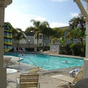***ocean View. Front Condo! Across Beach Entrances. Exclusive Beach Resort +++