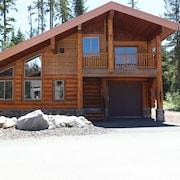 High-end 4BR w 2 Master Suites, New Construction Next To Ski Bowl
