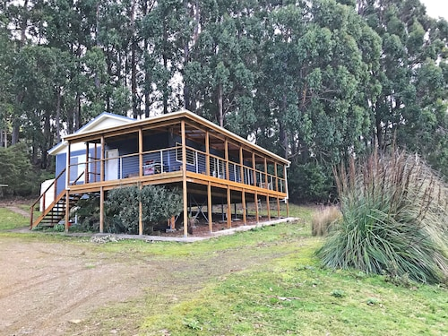 Bruny Spa Retreat