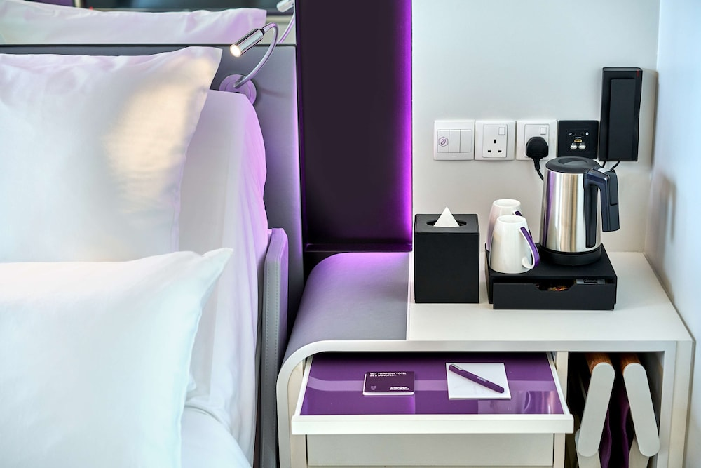 Room Amenity, YOTEL Singapore Orchard Road