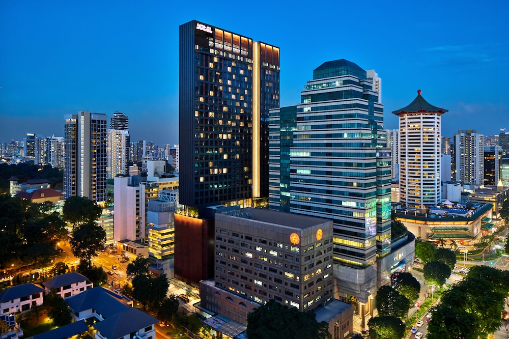 Featured Image, YOTEL Singapore Orchard Road