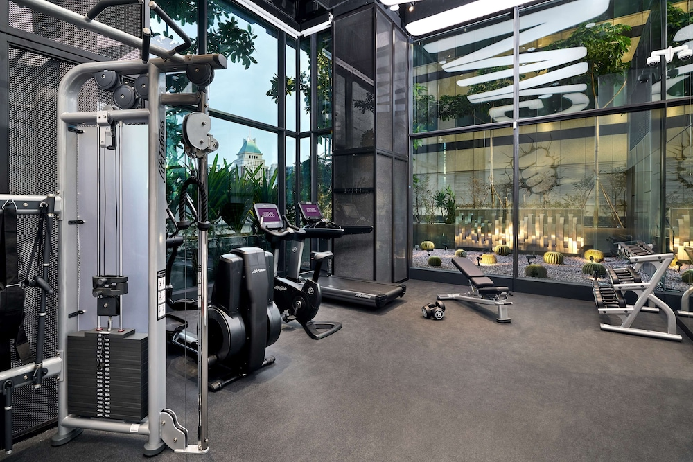 Fitness Facility, YOTEL Singapore Orchard Road