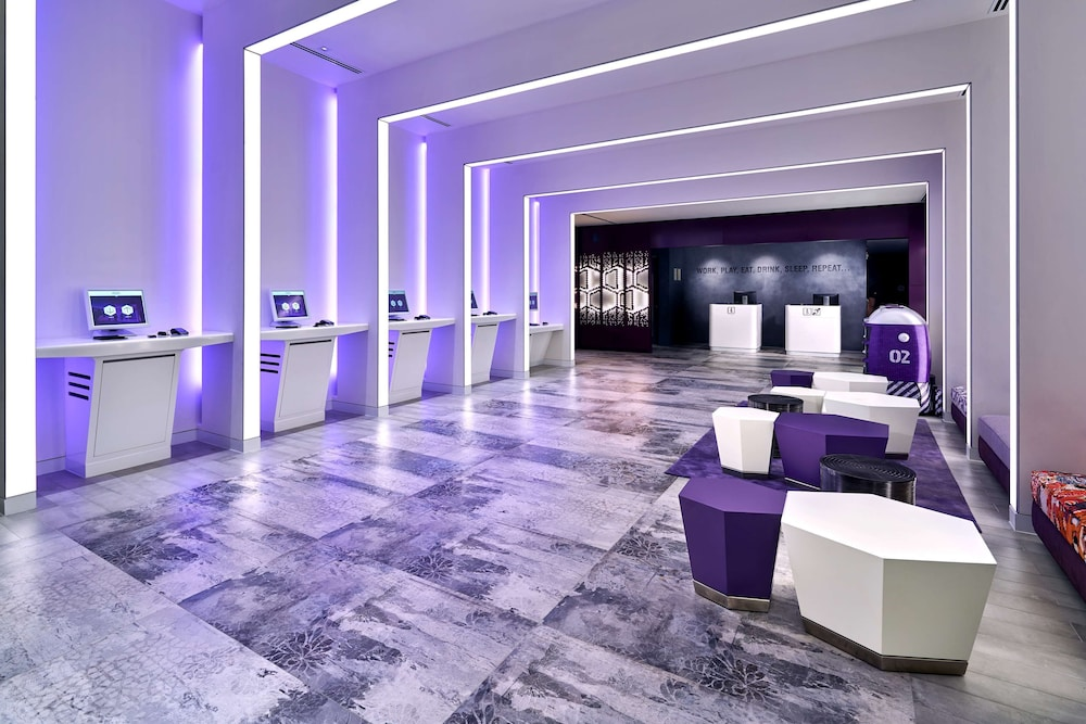 Lobby Sitting Area, YOTEL Singapore Orchard Road
