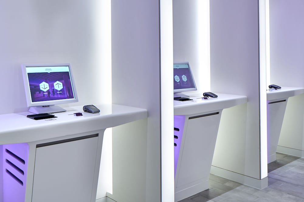 Check-in/Check-out Kiosk, YOTEL Singapore Orchard Road