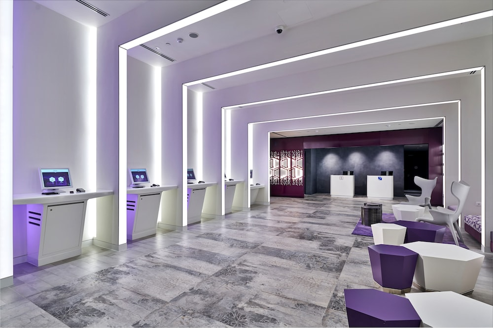 Lobby, YOTEL Singapore Orchard Road