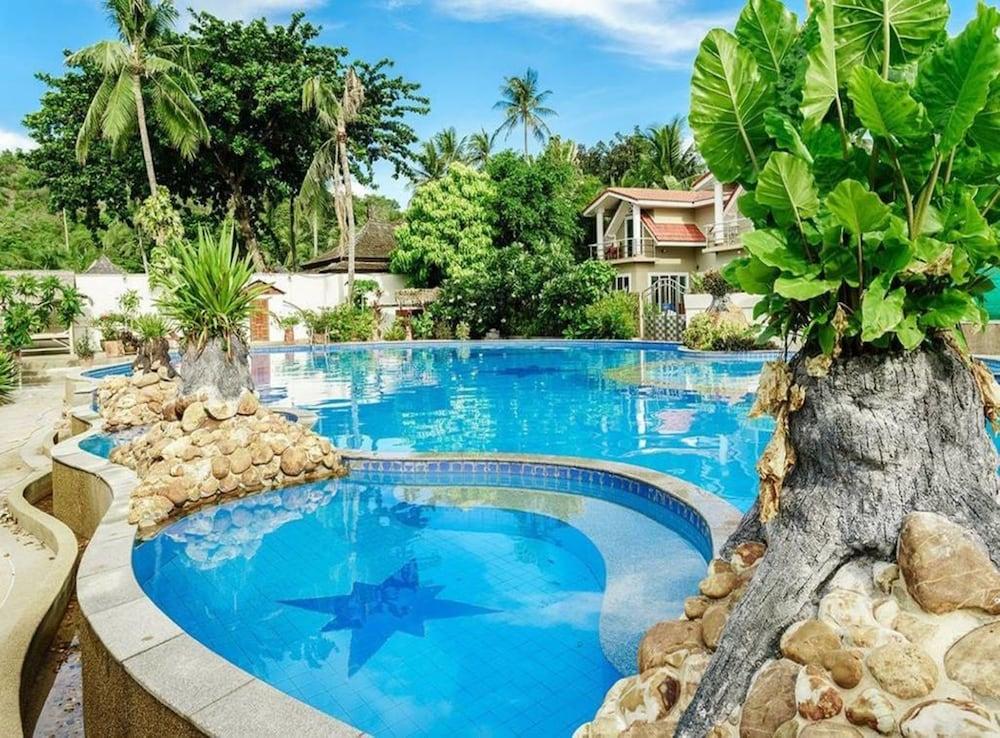 3 Bedroom Villa Beach Front Resort Tg21 In Koh Samui Hotel