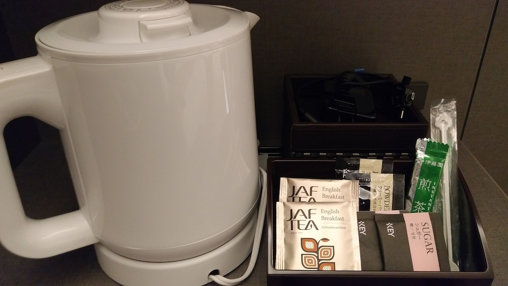 Coffee and/or Coffee Maker, Nippon Seinenkan Hotel