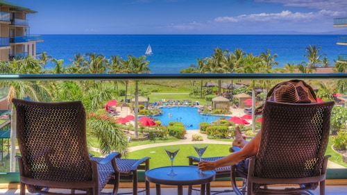 100% 5th Floor Ocean View Condo, Ka'anapali Beach, Maui