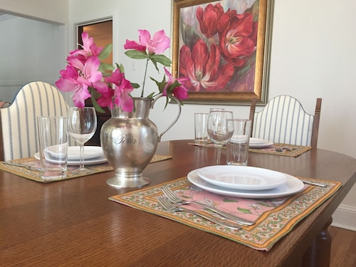 Check Expedia for Availability of Updated, Elegantly Appointed Historic Home Close to Downtown