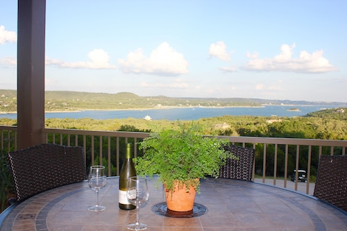 Best Lake Travis Views of any Condo at the Hollows Resort - This is the One!