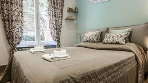 1 Schlafzimmer, Bügeleisen/Bügelbrett, Babybetten, WLAN