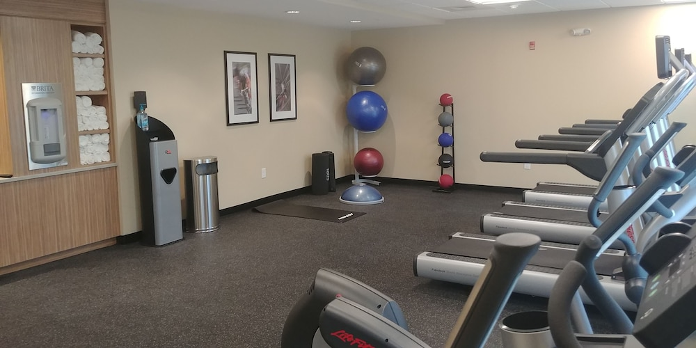 Fitness Facility, TownePlace Suites Charleston Mt. Pleasant