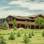 Comfy Country Condo sur 10 Acres Entre Bozeman et Big Sky