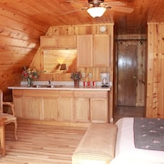 1br 1 ba Cabin Just Outside of Jackson