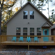#1 Brand NEW Rustic Style Duplex Near Greers Ferry Lake
