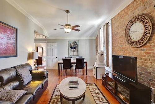 Two Bedroom Penthouse on Bourbon Street