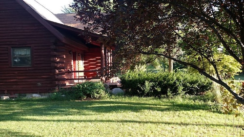 Lodge Near Lake Shelbyville, and Wolf Creek State Park