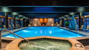 室內泳池、暖水池